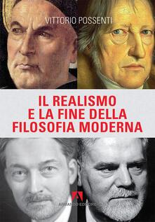 Cefalufilmfestival.it Il Realismo e la fine della filosofia moderna Image