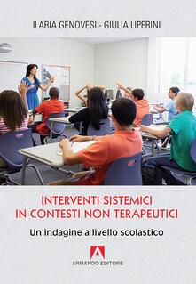 Interventi sistemici in contesti non terapeutici. Unindagine a livello scolastico.pdf