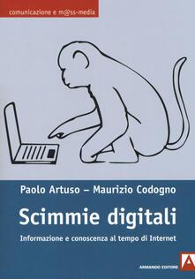 Scimmie digitali. Informazione e conoscenza al tempo di Internet.pdf