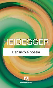 Pensiero e poesia. Ediz. italiana e tedesca.pdf
