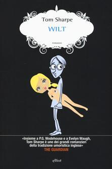 Wilt - Tom Sharpe - copertina