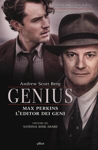 Genius Max Perkins. L'editore dei geni