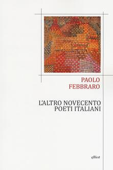 L altro Novecento. Poeti italiani.pdf