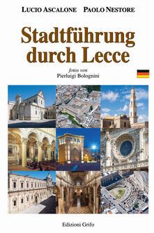 Stadtführung durch Lecce