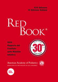Grandtoureventi.it Red Book 2015. 30º rapporto del Comitato sulle malattie infettive Image