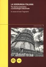 La siderurgia italiana. Tra storia economica e archeologia industriale.In onore di Ivan Toganrini. Atti del Convegno di studi (Piombino, 4-5 marzo 2016)