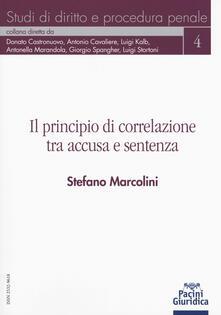 Grandtoureventi.it Il principio di correlazione tra accusa e sentenza Image