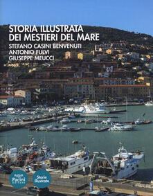 Aboutschuster.de Storia illustrata dei mestieri del mare. Ediz. illustrata Image