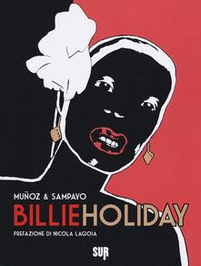 Daddyswing.es Billie Holiday Image