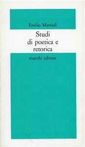 Studi di poetica e retorica