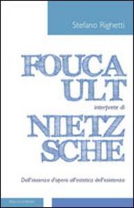 Foucault interprete di Nietzsche. Dall'assenza d'opera all'estetica dell'esistenza