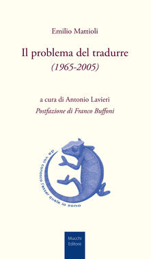 Antondemarirreguera.es Il problema del tradurre (1965-2005) Image