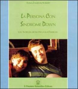 La persona con sindrome Down