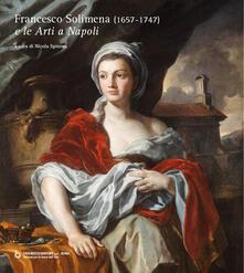 Premioquesti.it Francesco Solimena (1657-1747) e le «Arti a Napoli». Ediz. illustrata Image