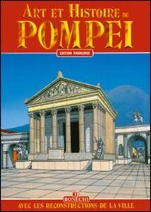 Art et histoire de Pompei