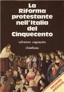 Voluntariadobaleares2014.es La riforma protestante nell'Italia del Cinquecento Image