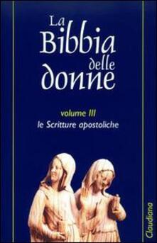 Winniearcher.com La Bibbia delle donne. Vol. 3: Le scritture apostoliche. Image