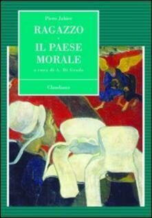 Ragazzo. Il paese morale - Piero Jahier - copertina