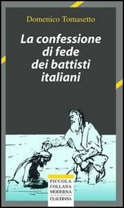 La confessione di fede dei battisti italiani