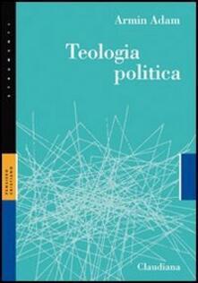 Tegliowinterrun.it Teologia politica Image