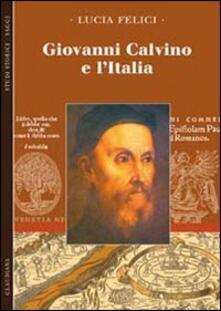 Winniearcher.com Giovanni Calvino e l'Italia Image