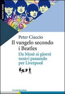 3tsportingclub.it Il vangelo secondo i Beatles. Da Mosè ai giorni nostri passando per Liverpool Image