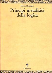 Principi metafisici della logica