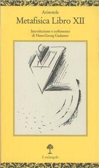 Metafisica. Libro 12º