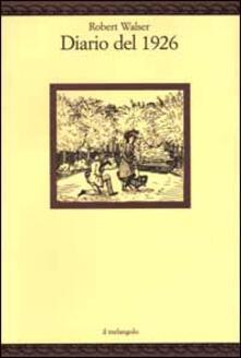 Diario del 1926. Frammento - Robert Walser - copertina