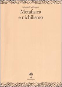 Metafisica e nichilismo
