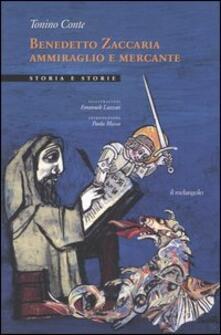 Premioquesti.it Benedetto Zaccaria ammiraglio e mercante Image