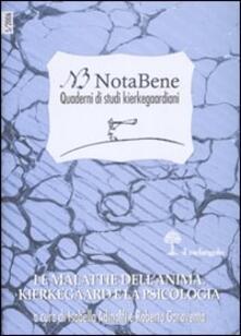 Antondemarirreguera.es Notabene. Quaderni di studi kierkegaardiani. Vol. 5: Le malattie dell'anima. Kierkegaard e la psicologia. Image