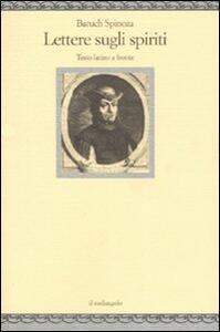 Lettere sugli spiriti. Testo latino a fronte