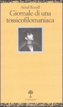 Squillogame.it Giornale di una tossicofilomaniaca. Conversazioni filosofiche con Anne Dufourmantelle Image
