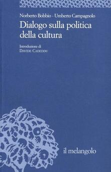 Premioquesti.it Dialogo sulla politica della cultura Image