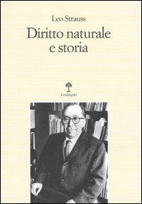 Diritto naturale e storia