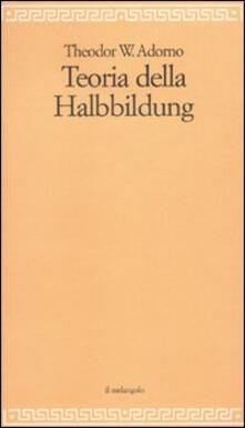 Cocktaillab.it Teoria della Halbbildung Image
