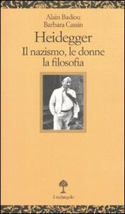 Heidegger. Il nazismo, le donne, la filosofia