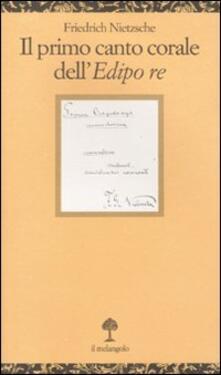 Amatigota.it Il primo canto corale dell'Edipo Re Image