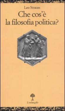 Che cosè la filosofia politica?.pdf