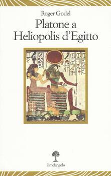 Promoartpalermo.it Platone a Heliopolis d'Egitto Image