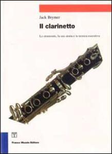 Il clarinetto