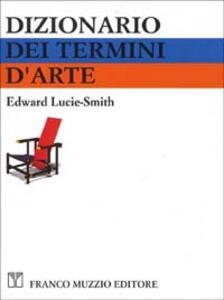 Dizionario dei termini d'arte