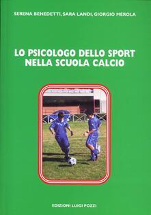 Grandtoureventi.it Lo psicologo dello sport nella scuola calcio Image