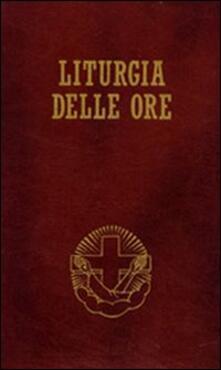 Liturgia delle ore secondo il rito romano e il calendario serafico. Vol. 3: Tempo ordinario. Settimana 1-17..pdf