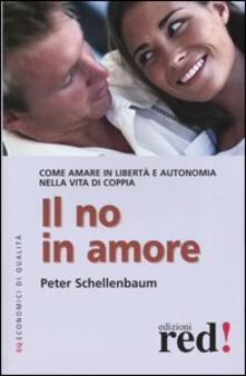 Ilmeglio-delweb.it Il no in amore Image