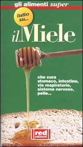 Tutto su... il miele - copertina