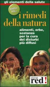 I rimedi naturali - copertina