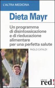 Dieta Mayr - Paolo Cataldi - copertina