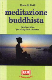 Camfeed.it Meditazione buddhista. Guida pratica per risvegliare la mente Image